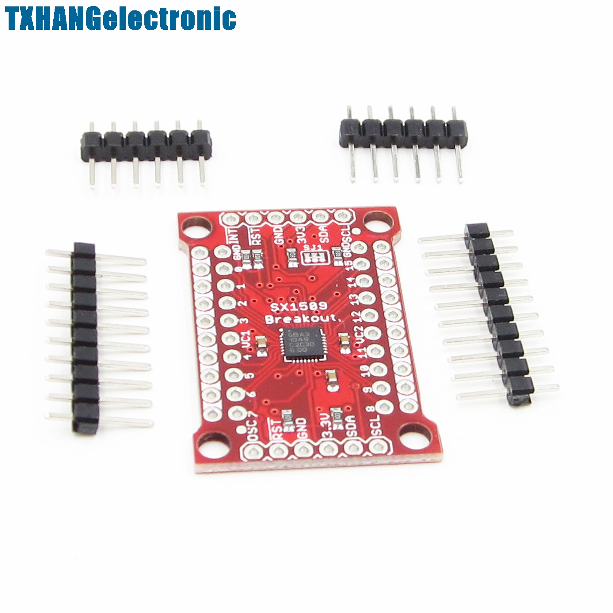 SX1509 16 Channel I//O Output Module and Keyboard GPIO Voltage Level LED Driver