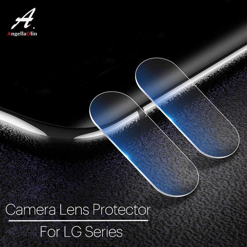 Aparat z tyłu obiektywu folia ochronna na ekran szkło hartowane dla LG G7 ThinQ G6 G5 V20 V30 V10 V40 przypadku telefonu pełna pokrywa