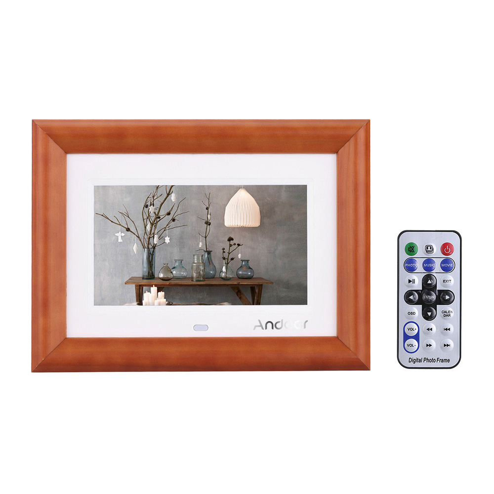 Online get cheap wooden digital frame Cheap a frames