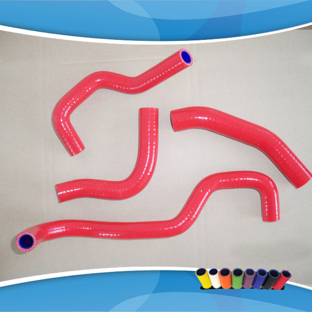 Motorcycle Silicone Radiator Hose Kit For Kawasaki Vulcan Nomad VN1500 99 04 Coolant