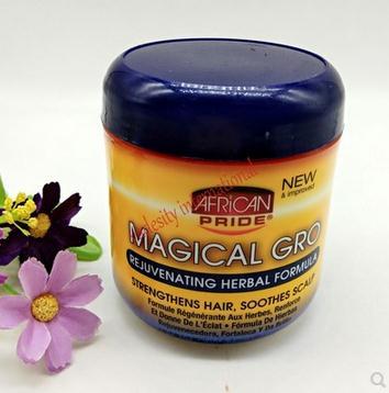 Африканский Прайд волшебный Гро укрепляет волосы успокаивает/150 г