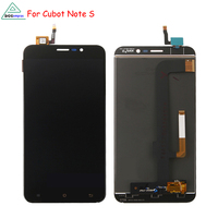 For Cubot Note S LCD Display Touch Screen Digitizer Mobile Phone Parts For Cubot Note S Screen LCD Free Tools