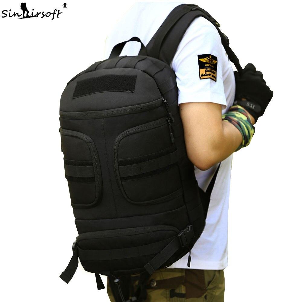 716e5cfbb22c Защитный военный рюкзак рюкзаки дорожная сумка большой емкости нейлоновые  ...