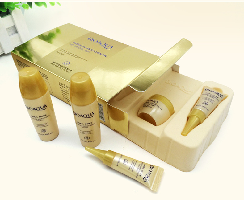 5 шт., набор кремов для улитки, отбеливающий крем, гиалуроник asit, Антивозрастной дневной крем для кожи лица