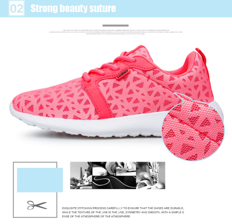 Trainers Women 2017 Fashion Flat Heels Casual Shoes Woman Low Top Summer Sport Women\'s Shoes Valentine Runner Shoes Flats ZD58 (32)