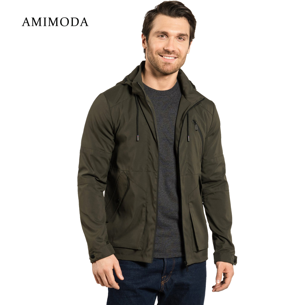 Jackets Amimoda 10005-04 Men\'s Clothing windbreakers for men  cloak jacket coat parkas hooded jackets amimoda 10013 0208 men s clothing windbreakers for men cloak jacket coat parkas hooded