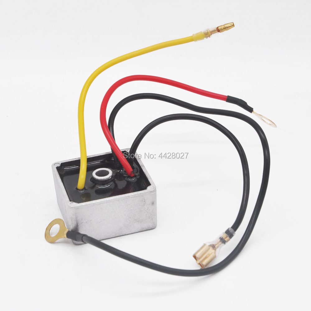small resolution of voltage regulator rectifier for club car 1015777 102711201 gas golf carts karts in motorbike ingition from automobiles motorcycles on aliexpress com