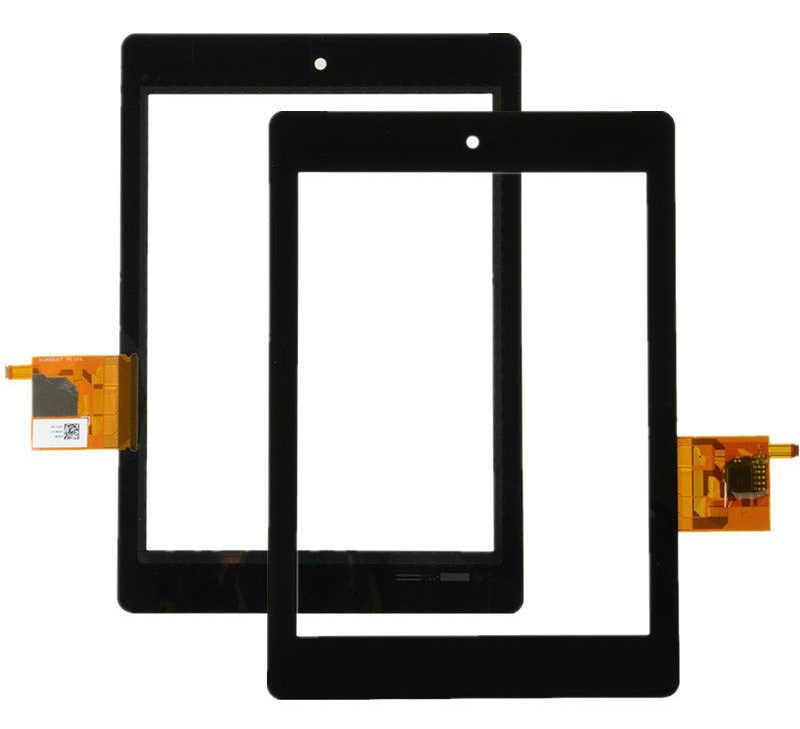 Para Acer Iconia Tab A1-810 pantalla táctil reemplazo Sensor digitalizador vidrio para A1-811 A1 810 con número de seguimiento