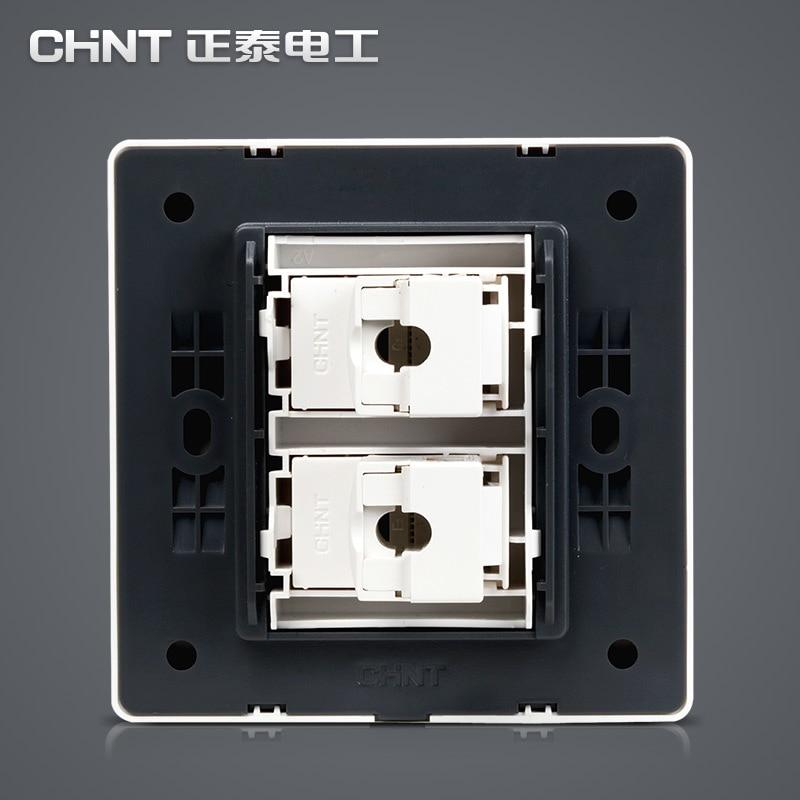CHINT Latest Intel Socket 86 Type Wall Switch Socket NEW7N Ivory ...