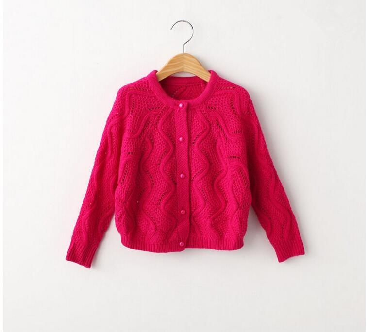 aa836ce07303 YR50751459 otoño bebé chica Ropa para Niñas suéter para niñas Cardigan  niños ropa niños suéter ropa de bebé de punto
