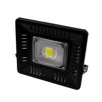 LED Floodlight 220V LED FloodLight Outdoor Lighting 50W Reflector LED Spotlight IP65 Waterproof Garden Light for Advertise Light