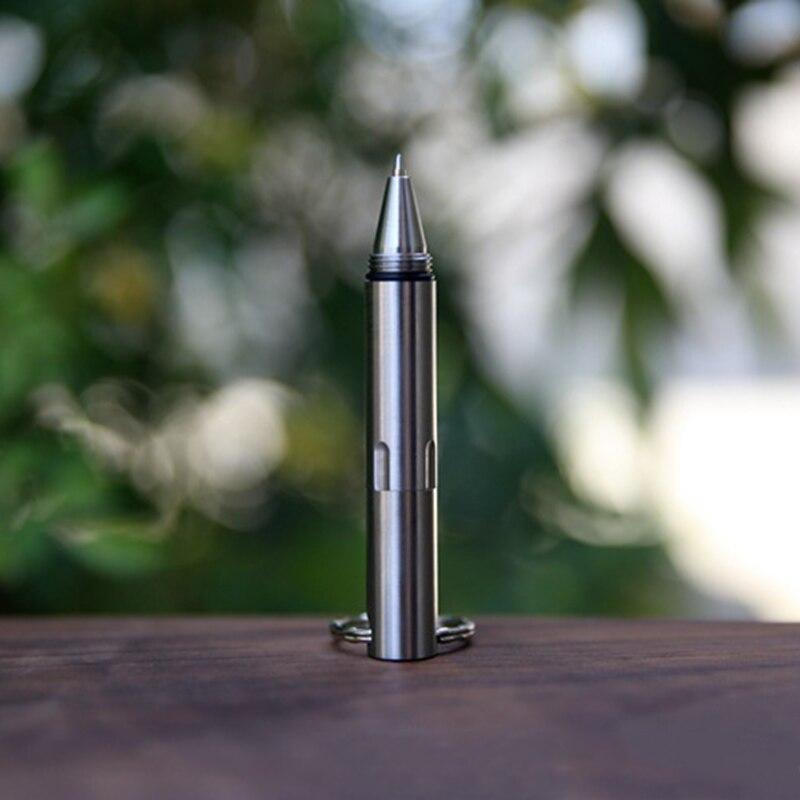 Fghgf мини Портативный Нержавеющаясталь Инструмент Тактический Ручка Самообороны Обувь для девочек брелок Ручка Выживание поставки