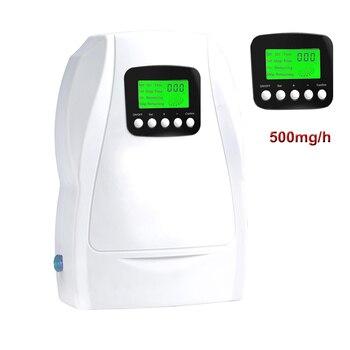 Air purifier Active Ozone Generator Sterilizer Portable Purification Fruit Vegetables Water Food Preparation Ozonator Ionizator