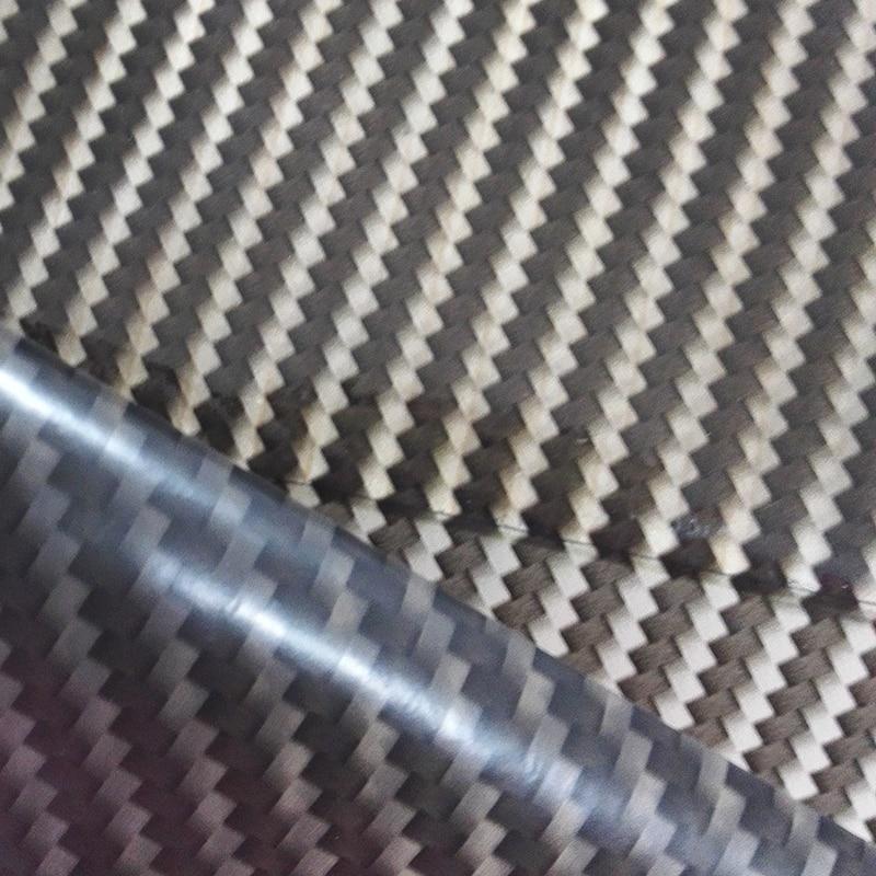 WDF721-1 10M-lengte hydro-afdrukfilm Breedte 100cm hydro grafische film zwart + transparant