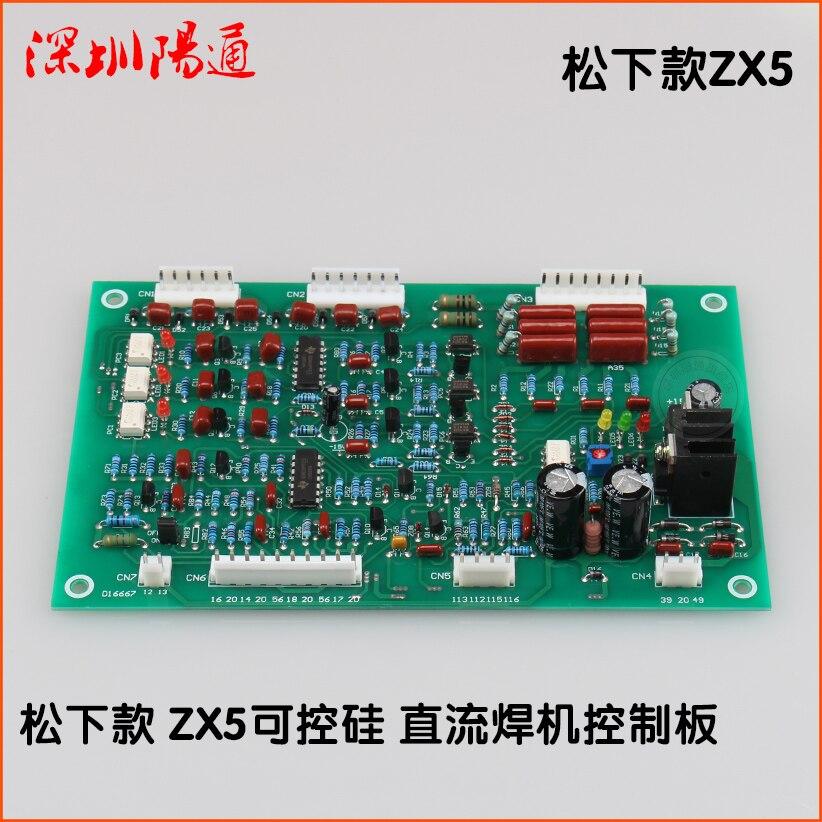 ZX5-1 Control Main Control Board SCR DC Welder Motherboard Thyristor Welder Circuit Board Repair big togo main circuit board motherboard pcb repair parts for nikon d3400 slr