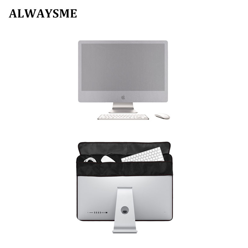 GRAY Screen Cover for New iMac Pro 27-inch 5K Display Dust Protector 2017