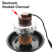 LOMINT High Temperature Electronic Ceramic Hookah Charcoal E Head For Shisha Hookahs Sheesha Chicha Narguile Accessories China(China)