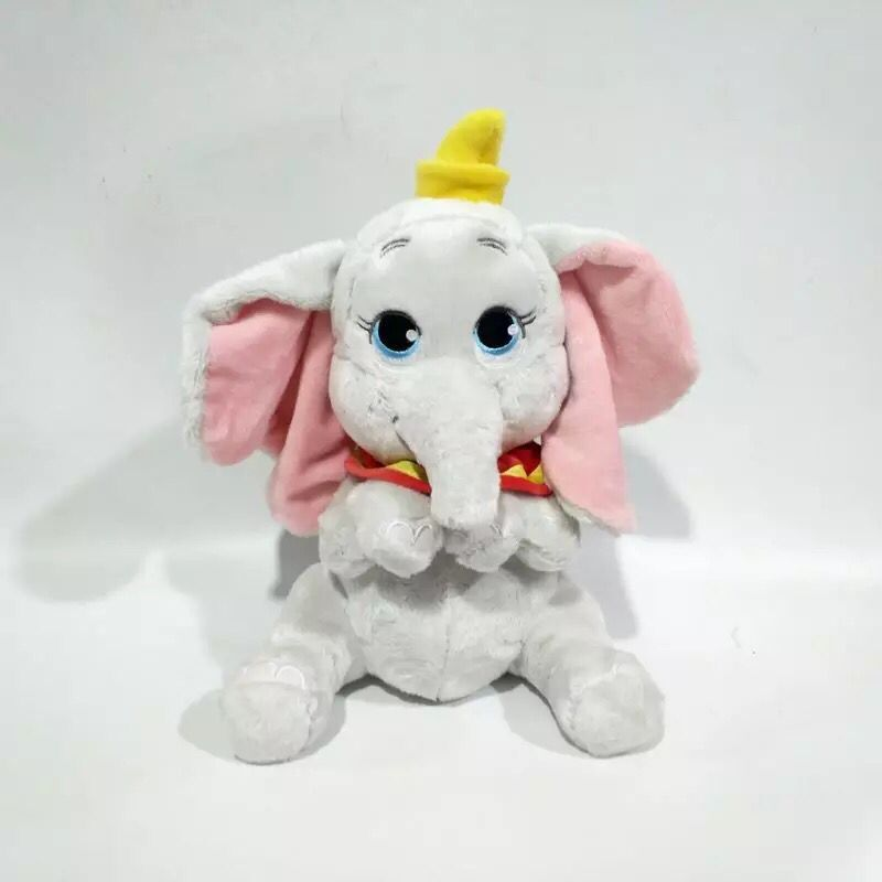1 pièces/lot 27 cm Dumbo peluche poupée Éléphant timothy jouet Enfants jouets de Décoration de décoration de voiture des ménages cadeau De Noël