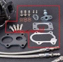 Kinugawa Turbo Install Parts for IVECO DAILY 2.8L 49377-07000 TD04L Turbo