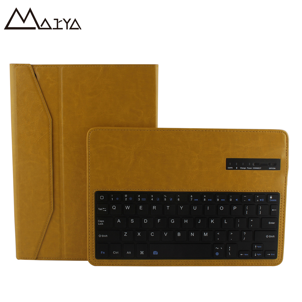 Keyboard For iPad Air 2 Tablet Case Removable Wireless Bluetooth Ultra thin Flip Stand PU Leather For iPad 6 9.7' Magnetic Cover universal removable wireless bluetooth keyboard pu leather case cover stand for 7 8 inch tablet pc with free stylus