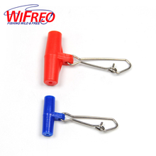 [ 50PCS/Lot ] S L Size Heavy Duty Sinker Slides for Rigs Baiting Fishing Flounder Saltwater Striped Bass Inline Weight Snap