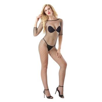 Sexy Fishnet Bodystockings Erotic Lingerie