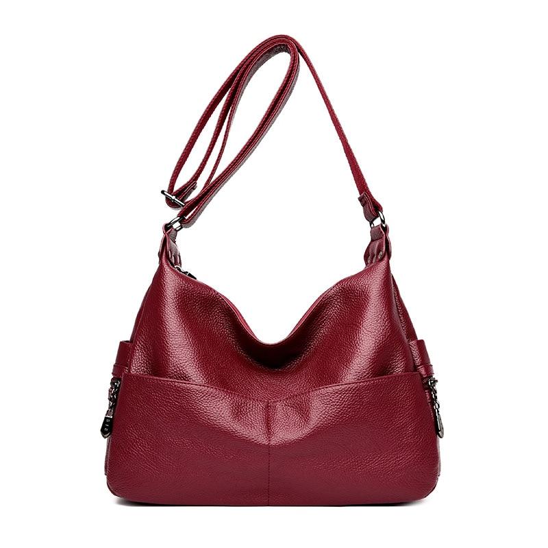 Women Handbag Luxury Leather Ladies Shoulder Bag Designer Crossbody Bags For Women Sac A Main Femme