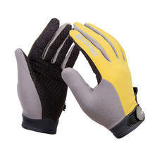 Anti Slip Full Finger Bicycle Gloves Durable Breathable Mountain Road Cycling Gloves Motorcycle Bike Gloves