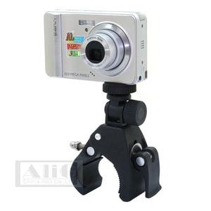 Image 3 - Support de fixation pour guidon de vélo moto pour G7X RX10 RX100 G1X Mark II 265 HS G16 G15 P330 P340 appareil photo numérique DV
