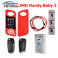 High quality JMD Handy Baby II Auto Key Tool for 4D/46/48/G King Red Chips Remote Generator Handy Baby2 English/Spanish Language