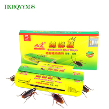 Hot from cockroaches cockroach repellent trap New house Non-toxic and non-polluting Super sticky Effective control