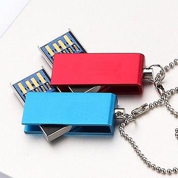 Waterproof USB 3.0 Mini Usb Flash Drive Memory Stick Creativo Key Disk Gift Pendrive Pen Drive 64GB Pen Drives Disk On Key 64GB