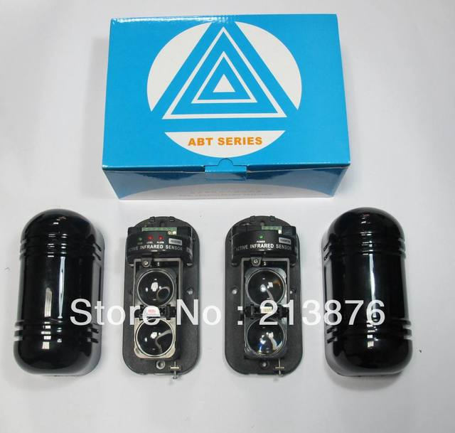 2 Two Beams Active Infrared Intrusion Detectorphoto Beam