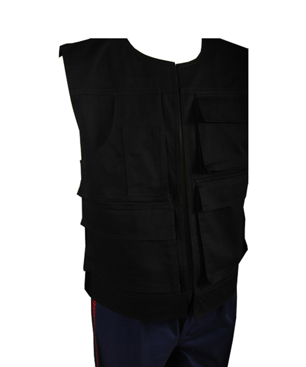 Image 3 - Star Wars ANH A New Hope Han Solo Costume Vest Only Top Costume Halloween Carnival Cosplay Men-in Movie & TV costumes from Novelty & Special Use