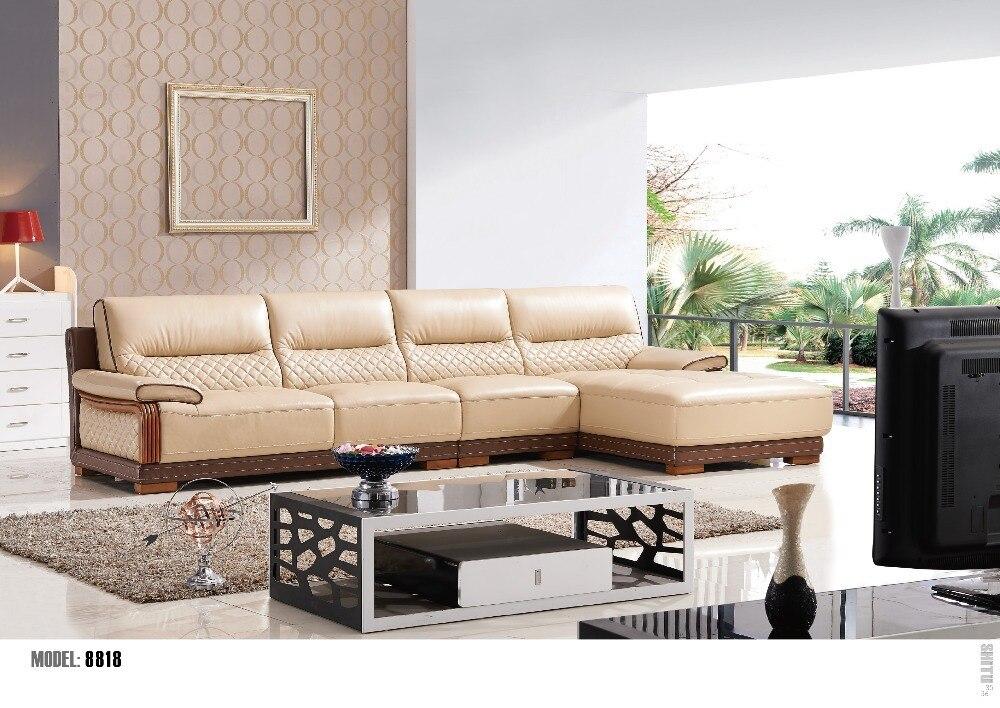 Superior New Design Color Sofa Furniture Luxury Sofa Furniture