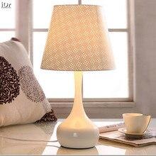 Кованого железа кровать современная спальня пастырской творческий свадебные подарки Настольные светильники Rmy-0259