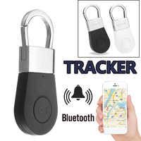 Anti-lost Key Finder Bluetooth 4.0 Child Pet Smart Mini Keychain Tracker Remote Keyfinder Locator Keyring One-click Photo