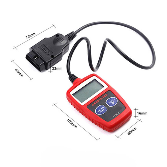 Universal CAN BUS Code Reader MS309 OBD2 OBDII EOBD Scanner MS 309 Auto Car Diagnostic Tool Better Then ELM327 OBD Adapter