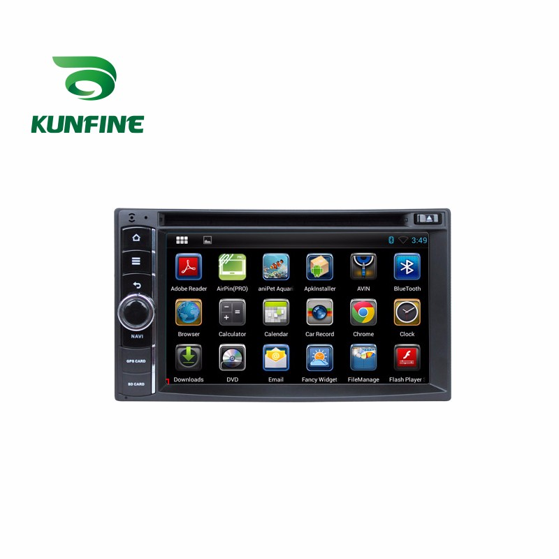 6.2 Inch Universal Car DVD GPS Navigation Player B