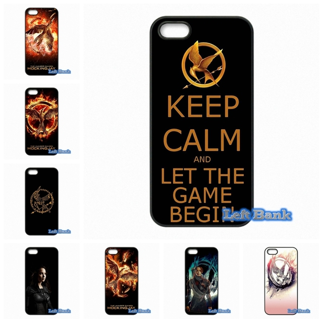 sports shoes 50c0e 89a47 The Hunger Games Phone Cases Cover For Apple iPhone 4 4S 5 5C SE 6 6S 7  Plus 4.7 5.5 iPod Touch 4 5 6-in Half-wrapped Case from Cellphones & ...