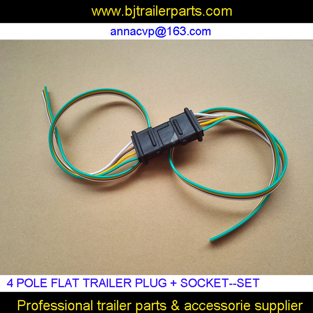 US $13.5 |4 pole pin trailer socket, Flat trailer plug wiring harness on trailer electrical kit, remote control kit, trailer brakes kit, 5 wire trailer wiring kit, 1999 isuzu rodeo trailer wire kit, trailer connector kit, trailer ball kit, trailer tow relay block harness, trailer air bag kit, trailer spring kit, trailer lights kit, 7-wire trailer plug kit, trailer connection on 2005 ford f-150, trailer fender kit, trailer suspension kit, trailer frame kit, cold air intake kit, range rover trailer kit,