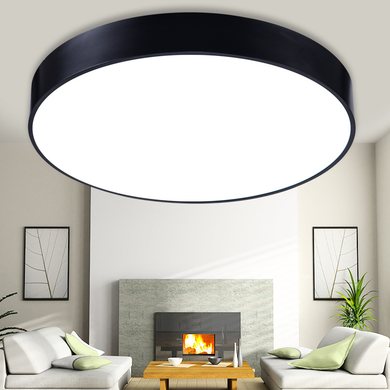Creative round led ceiling lamp living room bedroom learning kitchen creative round led ceiling lamp living room bedroom learning kitchen home lighting commercial lighting ceiling lights in ceiling lights from lights aloadofball Gallery
