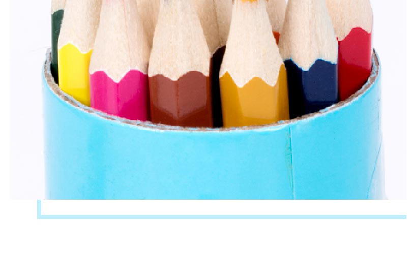 Deli painting color pencil 12/18 colors High quality drawing painting colors pencil artist supplies sketch Color Pencil 15
