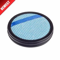 Vacuum Cleaner Accessories Parts Pre Motor Washable Dust HEPA Filter For Philips FC6409 6408 6170