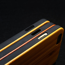 High-Quality Durable Rosewood, Bamboo, & Walnut Wooden Cases