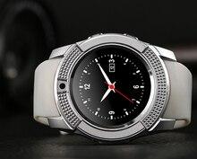 MTK2502c Smart Watch V8 + Mit SIM-TF-KARTE Reloj Inteligente MP3 Player Für iOS Android Phone Bluetooth Smartwatch PK GT08 U8 DZ09