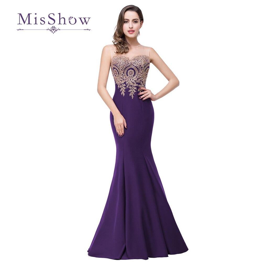 Popular purple bridesmaid mermaid dresses buy cheap purple purple bridesmaid mermaid dresses ombrellifo Images