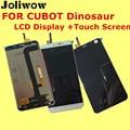 """PARA CUBOT Dinossauro Display LCD + Substituição Digitador Assembléia Tela de Toque + Ferramentas Originais Acessórios Para O Telefone 5.5 """"MTK6735A"""