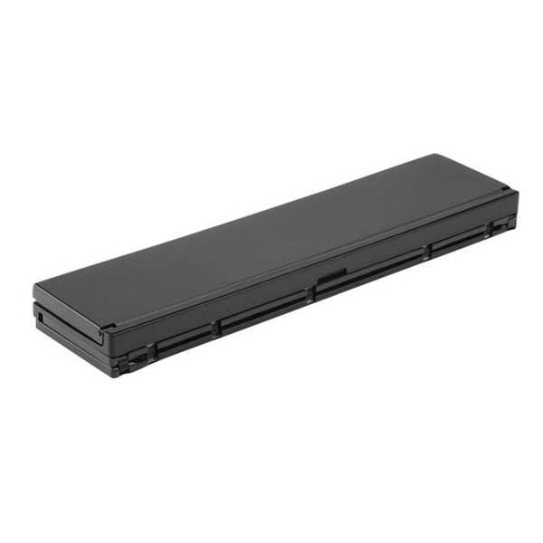 Portable Ultra Slim Folding Nirkabel Bluetooth Keyboard dengan Stand Pemegang untuk Ponsel PC Tablet UY8