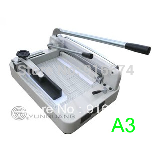 Fast free shipping HOT High Quality Heavy Duty 17 A3 Size Stack Paper Trimmer Cutter Ream Cutting Machine YG 868 A3 фоторамки platinum quality фоторамка часы аэроплан